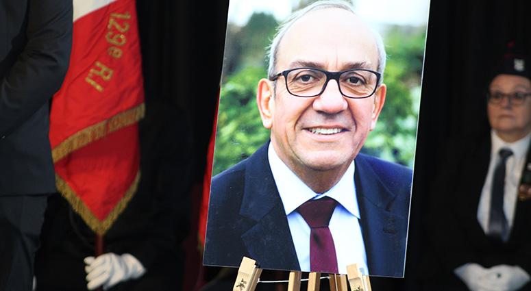 Fabien Thiémé (1952-2019) Marly