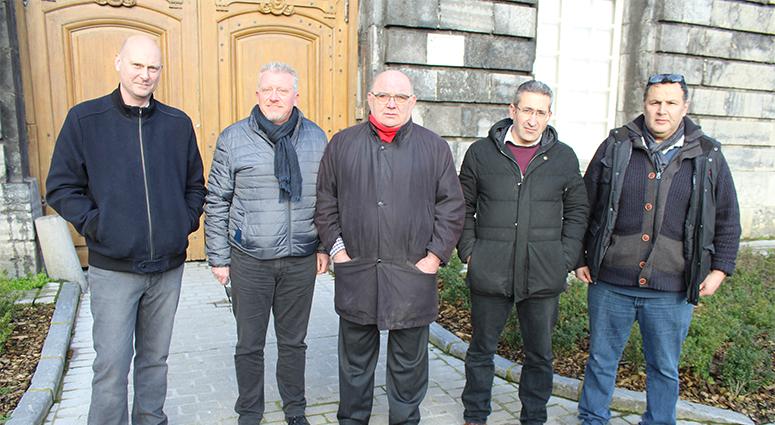 «Grégory Lelong fait tout pour éviter des fusions au second tour», listes d'opposition à Condé !
