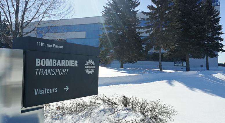 Le journal de Montréal parle de la vente de Bombardier Transport + Le quotidien Le Monde