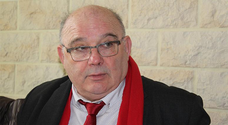 Roland Bouvart, des valeurs et un réseau au service de Condé-sur-l'Escaut