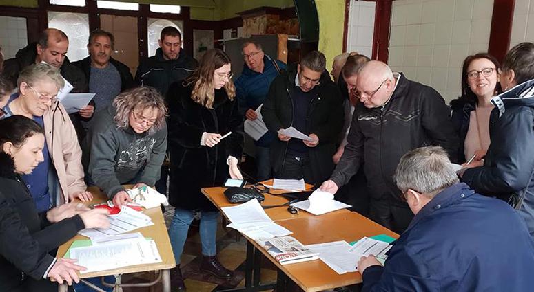 La liste «Rassemblement d'Initiatives Condéennes»