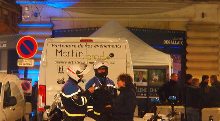 Nouvelle manifestation à Valenciennes