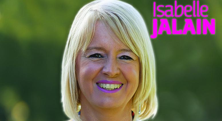 Isabelle Jalain, la gauche écologique à Marly