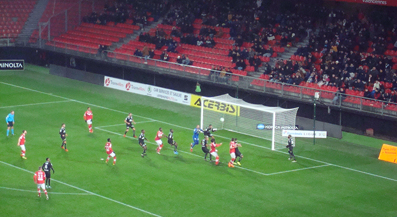(Football) Face à Guingamp, Valenciennes s'en sort bien (0-0)
