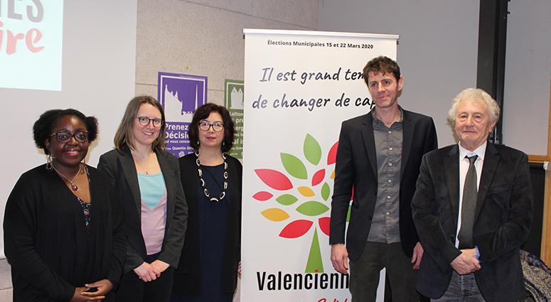 «Valenciennes Verte Solidaire» le 1er vote pour un parti écologique à Valenciennes