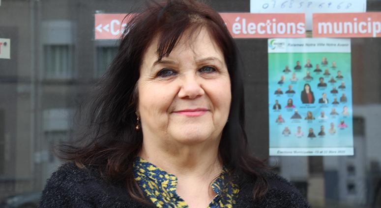 Sonia Bertin Benbarek, une femme là pour les Raismois !