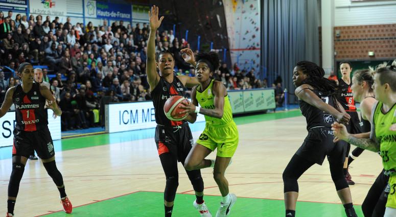 (Basket) Les Hennuyères s'inclinent face à Charleville (76-79)
