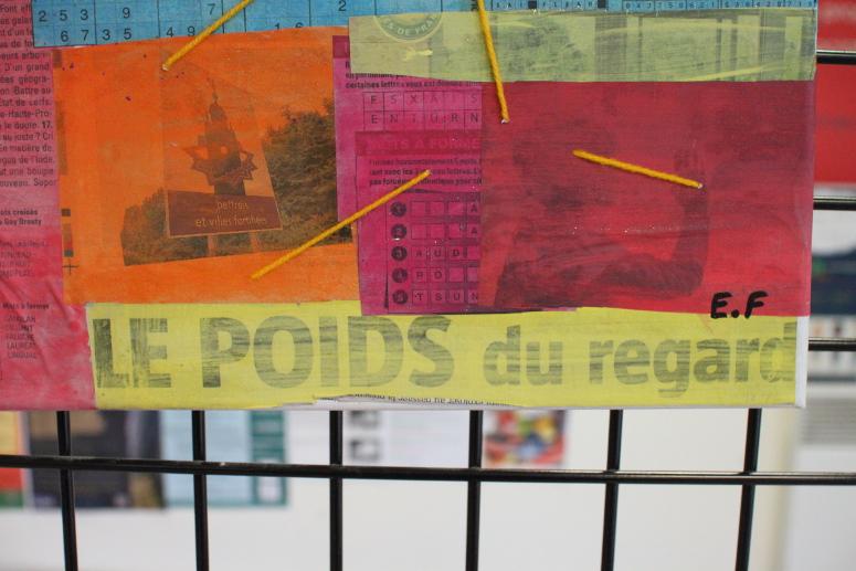 Derrière les murs, une exposition à la Maison des Associations