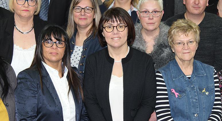 Anne-Lise Dufour face au défi du Rassemblement National