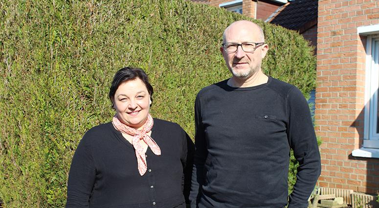 Isabelle Dussart, candidate EELV sur la commune de Saint-Saulve