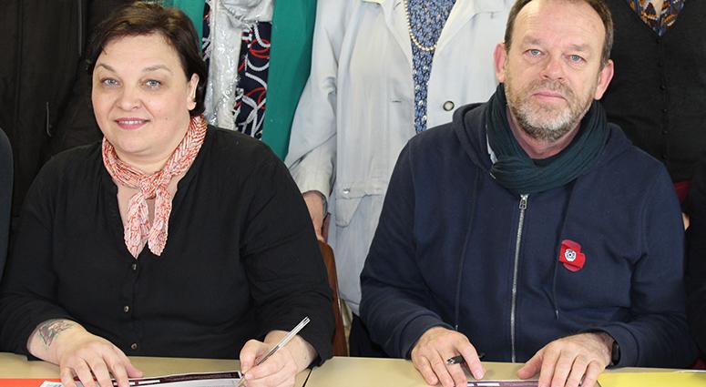 5 listes signataires du PACTE dans le Valenciennois