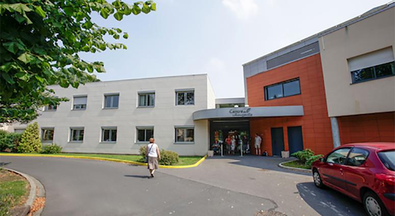 Le CHV en coopération avec le site de la Rougeville à Saint-Saulve