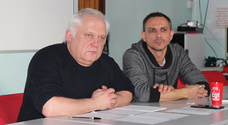Le 49/3 remet En marche les syndicats sur le Valenciennois