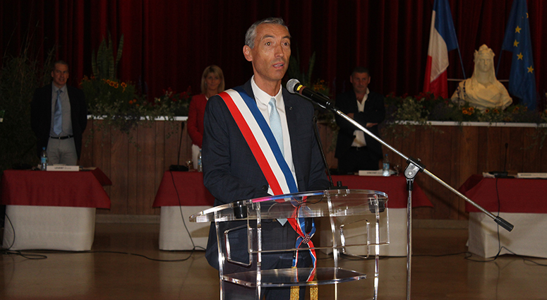 Pierre Michel Bernard élu pour un 3ème mandat sur Anzin