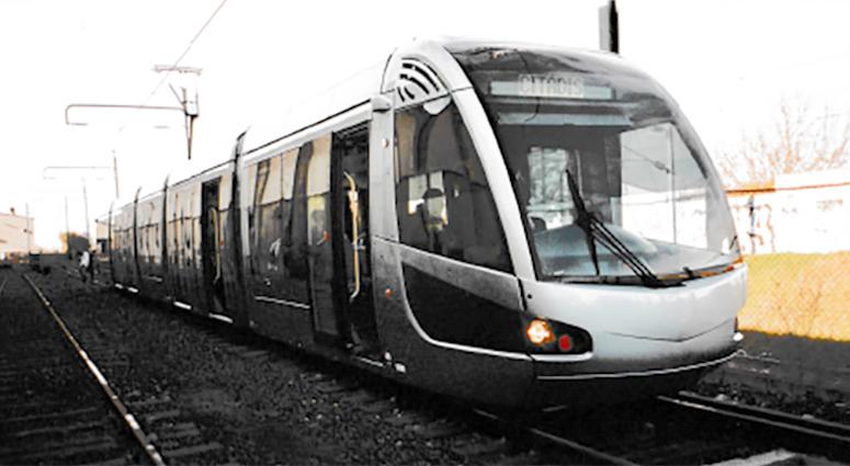 (Rétro 2005) A la recherche du tramway du coté d'Aytré…