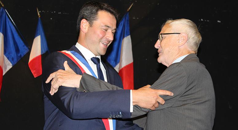 Jean-Noël Verfaillie, maire de Marly à 100% !