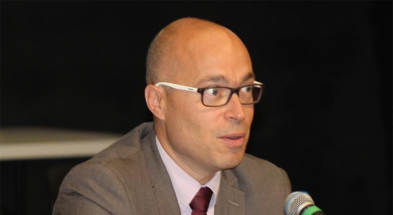 Aymeric Robin élu à la Présidence de la Porte du Hainaut
