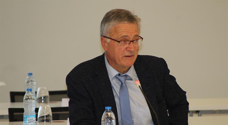 Charles Lemoine, réélu à la Présidence du SIAVED