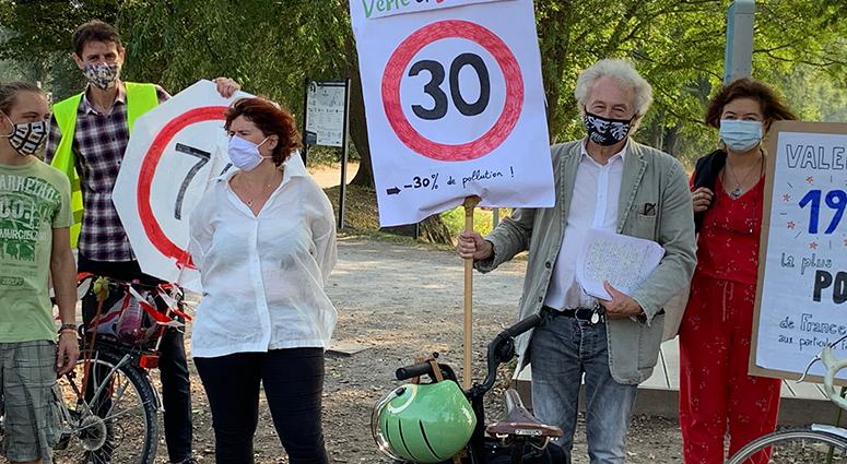 Une rentrée politique «l'Air» de rien pour Valenciennes Verte et Solidaire