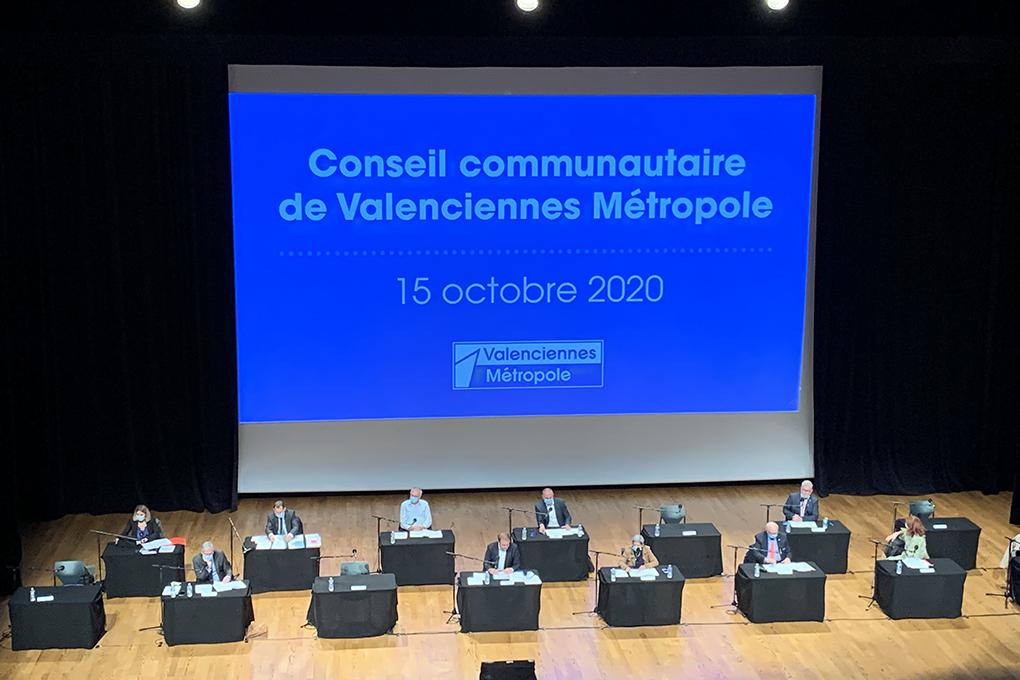Laurent Degallaix : «La seconde vague touche (fortement) Valenciennes Métropole» (1/2)