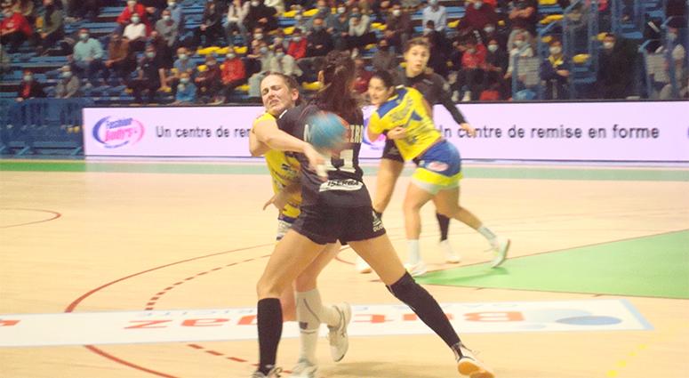 (Hand) Plus combatives, les Amandinoises battent Dijon (23-22)