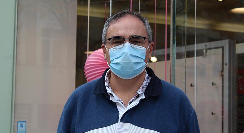 Laurent Suin : «Soyons solidaires, soyons les acteurs de ce confinement !»