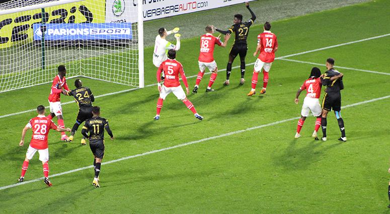 (VAFC) Ils ont été battus par Clermont plus réaliste (1-3)